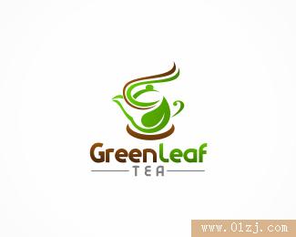 茶叶商标logo设计作品欣赏