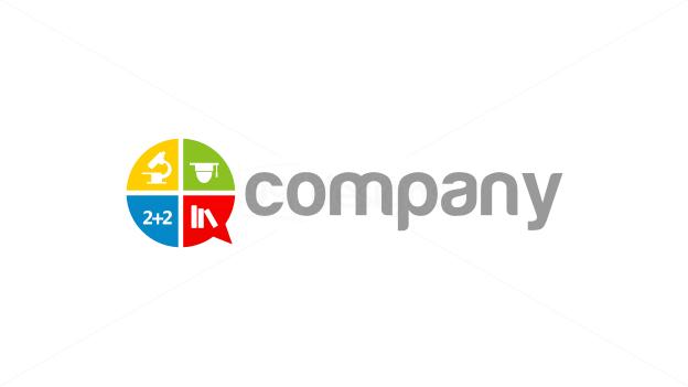 30个漂亮的教育行业Logo
