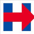 希拉里竞选总统标识LOGO