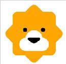苏宁易购全新Logo吉祥物小狮子