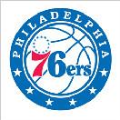 费城76人队更换新标志