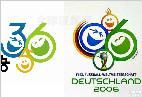 手语365logo抄袭2006德国世界杯LOGO