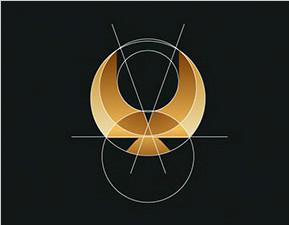 鹰LOGO标志设计欣赏