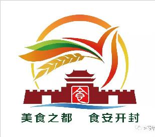 开封市创建国家食品安全示范城市标志(logo)、宣传口号、宣传海报、宣传文艺
