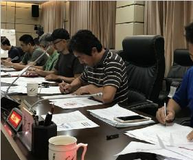 市规划局召开莆田历史建筑LOGO设计方案评选会