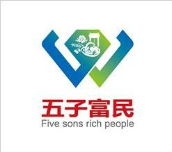 """秦汉新城""""五子富民""""LOGO设计征集大赛邀你来投票!"""