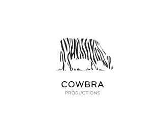 以牛头为元素的标识(logo)设计欣赏图片