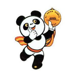 奥运吉祥物名字_杭州2022年第19届亚运会吉祥物发布 - LOGO/ 吉祥物/ 创意设计 - 中国 ...