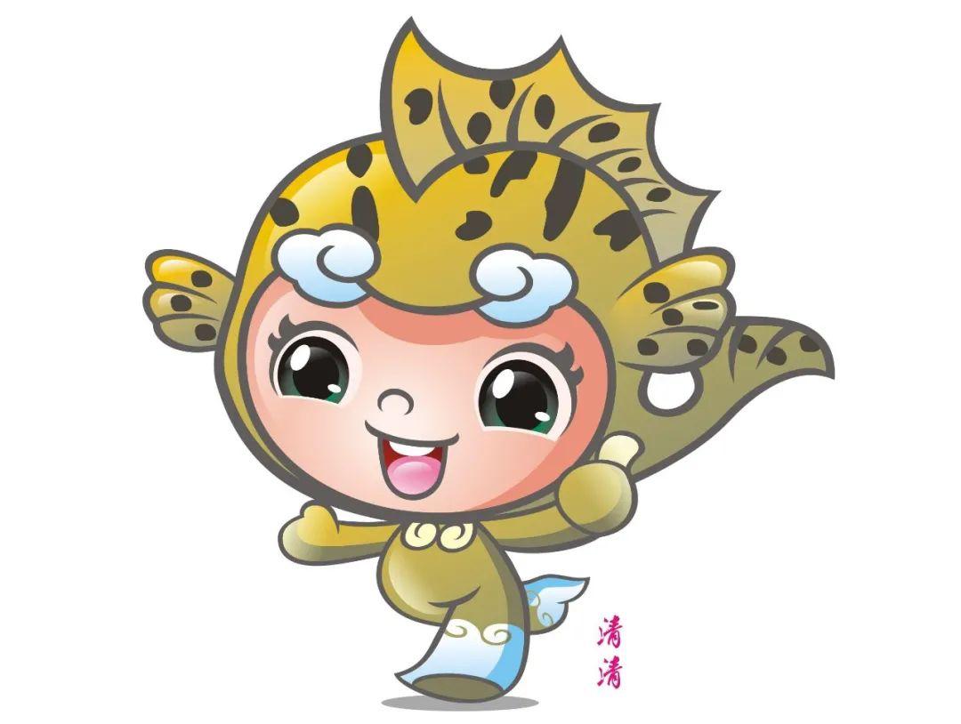 清新桂花鱼品牌吉祥物、logo征集揭晓啦!萌萌哒好可爱~